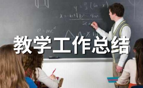 教师学年总结范文