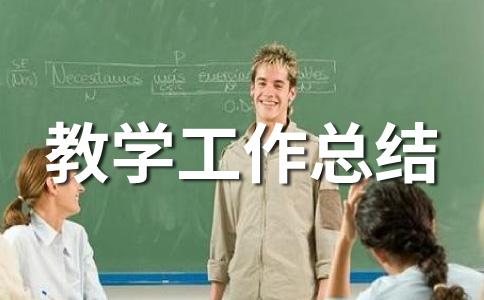 数学教学工作总结范文